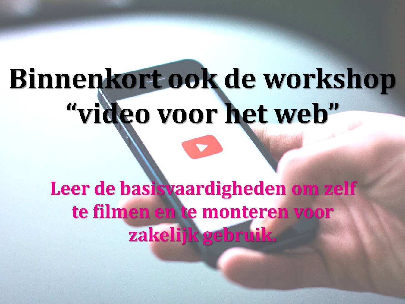 workshop video